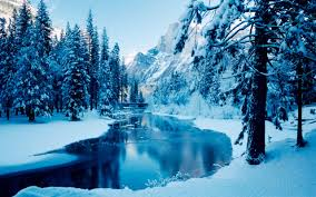 wallpaper desktop winter scenes nature landscape winter scenery wallpapers desktop phone tablet