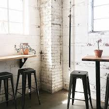 wall mounted pub table reclaimed industrial cafe pub bistro table wall mounted desk