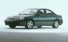 1999 ford contour svt information and photos zombiedrive