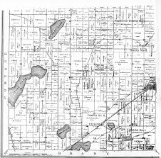 Michigan Township Map by 1890pavilion Jpg