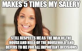 I Love My Man Memes - i love her and respect her for this we make a great team imgflip