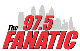 97 5 the fanatic home of the philly sports fan