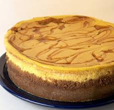 my favorite thanksgiving dessert pumpkin cheesecake recipe