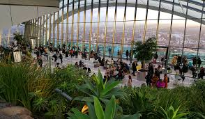sky garden london a review in winter beyond the notebook