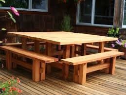 Cedar Patio Table Why Is Cedar Furniture The Best For Outdoor Use Wood Country