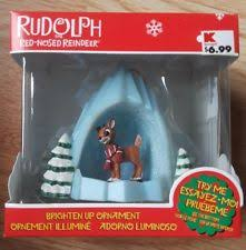 rudolph ornaments 1991 now ebay