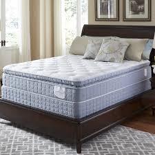 bedroom cozy serta perfect sleeper glenrose plush super pillowtop