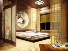 Zen Bedroom By Szaboesz  Liked On Polyvore Featuring Interior - Zen style interior design