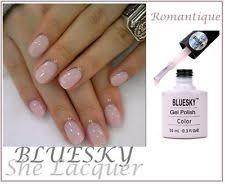 blue sky pink gel polish ebay