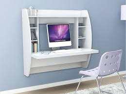 Build Corner Computer Desk Plans by Desk Wall Mounted Corner Computer Desk Building A Wall Mounted