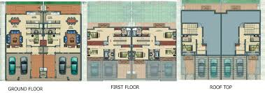 Spanish Floor Plans Victory Heights Floor Plans Dubai Sports City Horizon Type