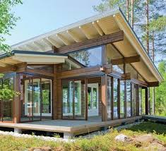 the panoramic house timber frame houses