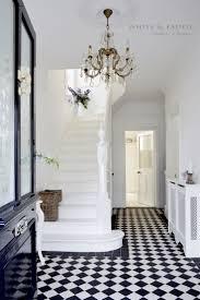 White Bathroom Tile Ideas by Black And White Floor Tile Bathroom Home Design Ideas