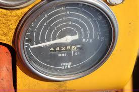 1969 case construction king 580 backhoe item d5220 sold