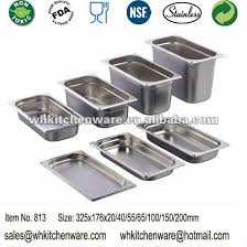 1 3 size gn pan industrial kitchen equipment view industrial