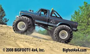 1979 bigfoot monster truck bigfoot ranger ford truck enthusiasts forums