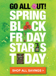 spring black friday home depot home depot starts now spring black friday milled