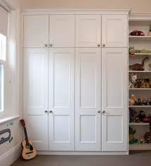 Hinged Wardrobe Doors Sliding Hinged And Walk In Wardrobe Portfolio Packers