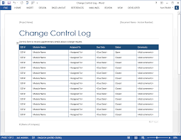 Decision Matrix Excel Template Change Log Ms Excel Word Software Testing Template
