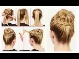 hairstyles for long hair at home videos youtube how to make a hairstyle at home for wish hair style 2018