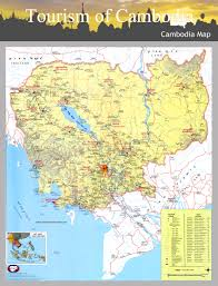 travel maps images Cambodia map cambodia travel maps plan your trip to cambodia jpg