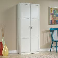 narrow depth kitchen storage cabinet sauder select storage cabinet 419636 sauder sauder
