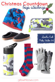 lands end christmas boys gifts with bows