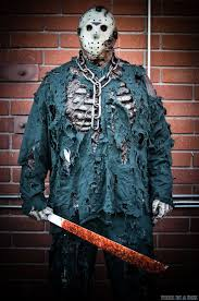 Halloween Costumes Jason Voorhees Jason Voorhees Part7 Costume Rubenvoorhees1 Deviantart