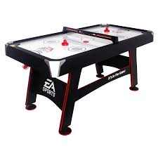 hockey time air hockey table 66 ea sports air powered hockey