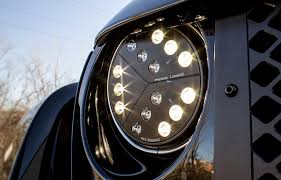 Putco Lights Luminex Led Jeep Headlights Vip Auto Accessories