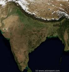 Map Nepal India by Map Satellite India Pakistan Nepal Bhutan Tibet Ar Bangladesh 01a