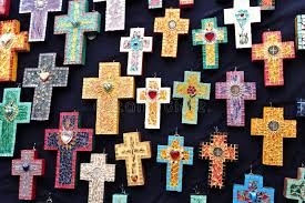 crosses for sale crosses for sale mexico stock photo image of church 17253896