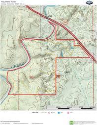 Walla Walla Washington Map by Hatchet Creek 323 Acres