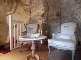 chambre d h e troglodyte touraine chambres d hôtes troglo de la lanterne chambres et suite