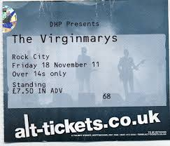 the virginmarys u2013 gig addiction