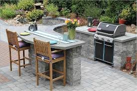 outdoor kitchen island plans l shaped outdoor kitchen wonderful kitchen island bbq island plans