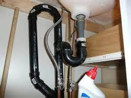 Under Sink Vents For Kitchen Drains Theedlos - Kitchen sink venting