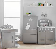 the kitchen collection gray retro kitchen collection pottery barn