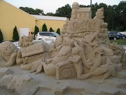 sand sculpture u2013 one grain at a time