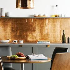 splashback ideas for kitchens kitchen splashbacks copper backsplash decorative glass and