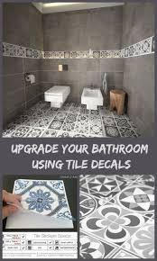 Tile Decals Quadrostyle Moroccan Agadir by Die Besten 25 Floor Decal Ideen Auf Pinterest Bodenkunst
