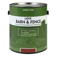 exterior paint reviews shop valspar barn and fence red flat latex exterior paint actual