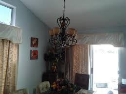 Hampton Bay 9 Light Chandelier Hampton Bay Chateau Deville 5 Light Walnut Chandelier 17022 The