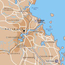 maps and directions brisbane airport maps maps and directions to brisbane bne