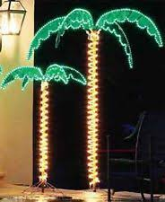 lighted palm tree ebay