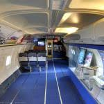 Southwest Airlines Interior Inside Southwest Airlines Airplane In Dallas Tx Virtual