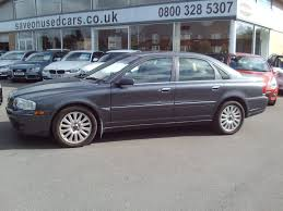 s80 2003 used volvo s80 cars for sale motors co uk