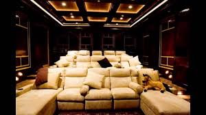home movie theater design pictures home movie theater with molding and indirect lighting inside