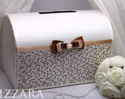 Money Wedding Gift Wedding Money Box Etsy
