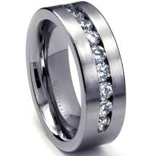 mens wedding bands titanium vs tungsten wedding rings mens gold band wedding ring black titanium wedding